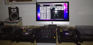 Technics, CDJ's plus DJM 500